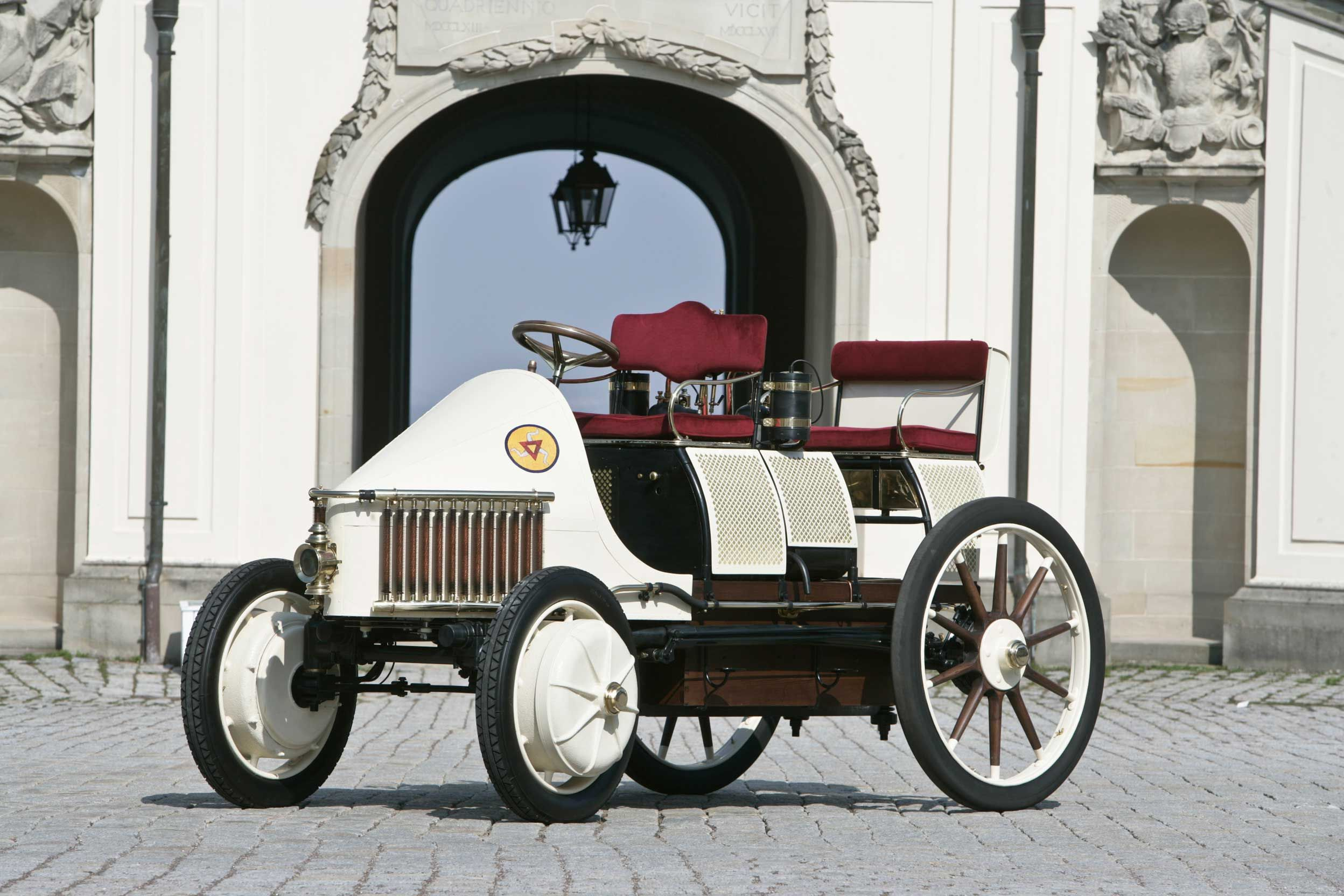 The Forgotten Fleet: Looking Back on Early Electric Vehicles for a ...