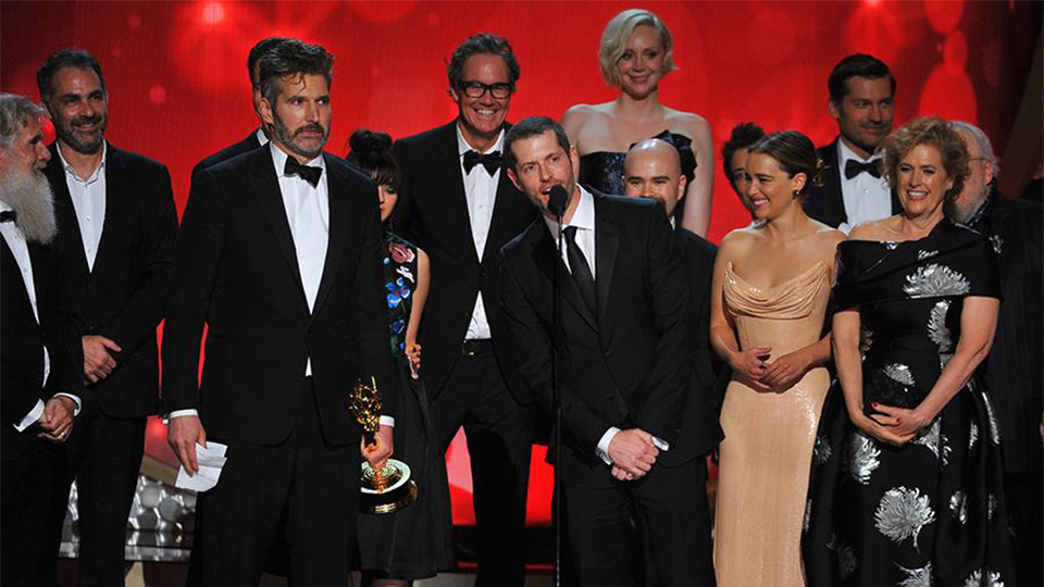 Game of Thrones takes home six Emmy awards on September 18