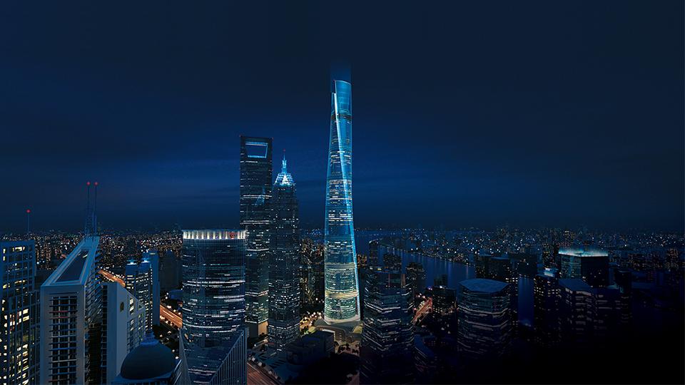 Sustainable skyscraper