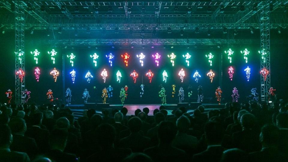 포스코선포식 축하공연 사진