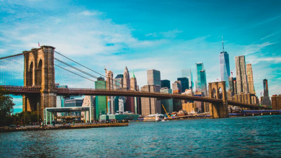 뉴욕 브루클린 다리