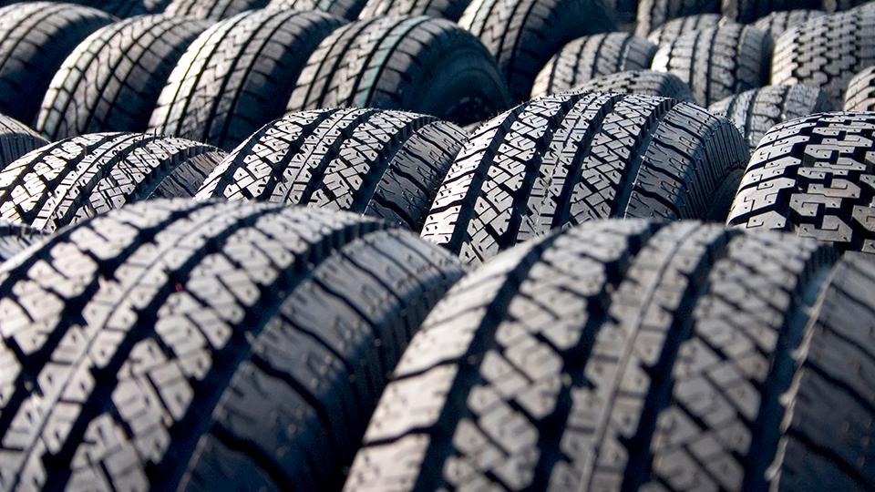 타이어 사진