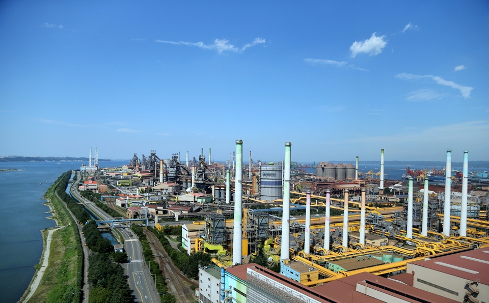 Pohang Steelworks
